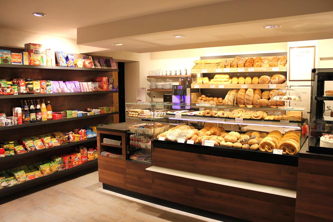 Verkaufsraum - Bäckerei Schätzle